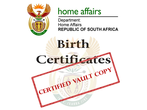 Vault Copy of Your Birth Certificate – Get Yours Here… | Q-Pro