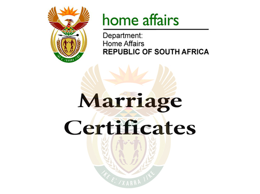 How To Request A Copy Of Your Marriage Certificate Online: Marriage Certificates
